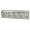storage: Akro-Mils - TiltView™ Storage System - 5 Bin