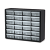 Akro-Mils Plastic Storage Hardware and Craft Cabinets AKR 10724 CS