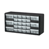 Akro-Mils Plastic Storage Hardware and Craft Cabinets AKR 10726 CS