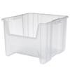 storage: Akro-Mils - Stak-N-Store Clear Bins