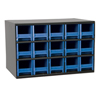 Akro-Mils 15-Drawer Storage Hardware and Craft Organizer AKR 19715BLU