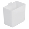 storage: Akro-Mils - Small Bin Cup for Shelf Bins