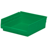 storage: Akro-Mils - 12 inch Nesting Shelf Bin Box