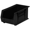 storage: Akro-Mils - 15 inch Storage Stacking ESD AkroBins®