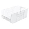"storage: Akro-Mils - 29"" Clear Super Size AkroBins®"