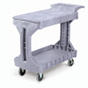 Akro-Mils ProCart™ 2-Shelf Utility and Service AKR 30930GREY