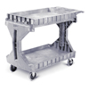 Akro-Mils ProCart™ 2-Shelf Utility and Service AKR 30936GREY