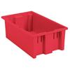 storage: Akro-Mils - 18 inch Nest & Stack Totes