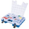 Akro-Mils Plastic Portable Hardware and Craft Parts Organizer AKR 6215 CS