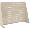 Akro-Mils Louvered Steel Panel Bench Rack AKR 98600 Beige