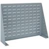 Akro-Mils Louvered Steel Panel Bench Rack AKR 98600 Grey