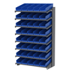 Akro-Mils 18 Deep Pick Rack Single-Sided - 18 D x 36 W x 60 H AKR APRS18128B