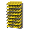 Akro-Mils 18 Deep Pick Rack Single-Sided - 18 D x 36 W x 60 H AKR APRS18128Y