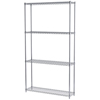akro wire shelves: Akro-Mils - Wire Shelving Starter Unit