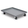 utility carts, trucks and ladders: Akro-Mils - Powder Coated Steel Panel Dolly
