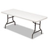 Tables: Alera® Resin Rectangular Folding Table