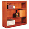 Alera Alera® Veneer Square Corner Bookcase ALE BCS33636MC