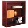 Alera Alera® Veneer Square Corner Bookcase ALE BCS33636MY