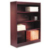 Alera Alera® Veneer Square Corner Bookcase ALE BCS44836MY