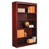 Alera Alera® Veneer Square Corner Bookcase ALE BCS56036MY