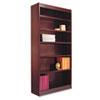 Alera Alera® Veneer Square Corner Bookcase ALE BCS67236MY