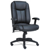 chairs & sofas: Alera® CC Executive High-Back Swivel/Tilt Leather Chair