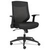 ergonomic: Alera® EB-K Series Synchro Mid-Back Mesh Chair