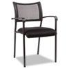 chairs & sofas: Alera® Eikon Series Stacking Mesh Guest Chair