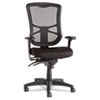 Alera Alera® Elusion Series Mesh High-Back Multifunction Chair ALE EL41ME10B