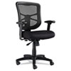 ergonomic: Alera® Elusion Series Mesh Mid-Back Swivel/Tilt Chair