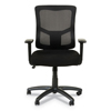 Alera Alera® Elusion® II Series Mesh Mid-Back Swivel/Tilt Chair with Adjustable Arms, 1/EA ALE ELT4214F