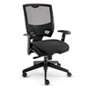 Alera Alera® Epoch Series Mesh Mid-Back Swivel/Tilt Multifunction Chair ALEEP42ME10B