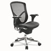 Alera Alera® EQ Series Ergonomic Multifunction Mid-Back Mesh Chair ALEEQA42ME10A