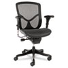 Alera Alera® EQ Series Ergonomic Multifunction Mid-Back Mesh Chair ALE EQA42ME10B