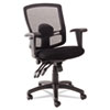 Alera Alera® Etros Series Mesh Mid-Back Petite Multifunction Chair ALE ET4017