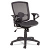 Alera Alera® Etros Series Suspension Mesh Mid-Back Synchro Tilt Chair ALE ET4218