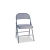 chairs & sofas: Alera® Steel Folding Chair