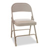 Alera Alera® Steel Folding Chair with Two-Brace Support ALEFC94VY50T