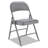 Alera Alera® Steel Folding Chair with Two-Brace Support ALE FC96G