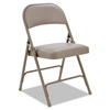 Alera Alera® Steel Folding Chair with Two-Brace Support ALE FC96T