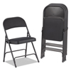 Alera Alera® Steel Folding Chair with Two-Brace Support ALE FC97B