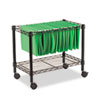 Alera Alera® Rolling File Cart ALEFW601424BL
