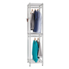 coat rack: Alera® Wire Garment Tower