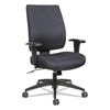 ergonomic: Wrigley Series High Performance Mid-Back Synchro-Tilt Task Chair