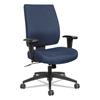 ergonomic: Wrigley Series High Performance Mid-Back Synchro-Tilt Task Chair