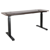 Alera Alera® Two-Stage Electric Height-Adjustable Table Base ALEHT2SSB