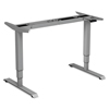 table bases: Alera® ActivErgo™ WorkRise™ Series Three-Stage Electric Height-Adjustable Table Base with Memory Controls
