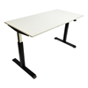 Alera Alera® Pneumatic Height-Adjustable Table Base ALEHTPN1B
