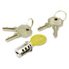 Filing cabinets: Alera® Key-Alike Lock Core Set