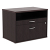 Alera Open Office Desk Series Low File Cabinet Credenza ALE LS583020ES